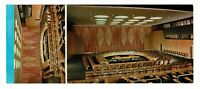 NEW YORK UNITED NATIONS Economic Council Chamber Unposted Vintage Postcard EA