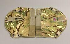 NEW British Army Osprey MK IV MTP Brassards With Armour Fillers. Medium.