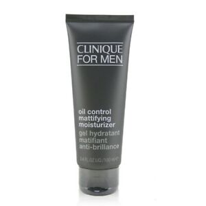 NEW Clinique Oil Control Mattifying Moisturizer (For Oily Skin) 100ml Mens Skin