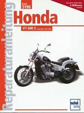Honda VT 600 C ab 1988 Reparatur-Handbuch Reparaturbuch Reparaturanleitung NEU