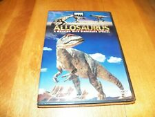 Allosaurus Walking With Dinosaurs Special Bbc Tv Series Dinosaur Dvd Sealed New