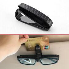 New Car Inner Sun Visor Card Ticket Glasses Convenient Clip Catcher Accessories