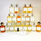 CHABAUD perfumes. Choose of 23 scents you want to try. 1ml, 5ml or 10ml. Niche
