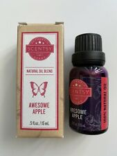 Scentsy 'Awesome Apple' Diffuser Oil Natural Oil Blend