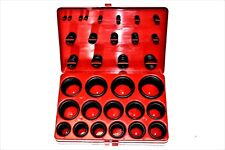 Assorted Box of 382 QTY O Ring Kit Imperial 30 Popular Sizes Moulded Case AT72