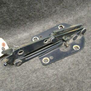 2005-2009 Pontiac G6 4dr Sedan Trunk Deck Lid Hinges Pair Set LH & RH OEM 52398