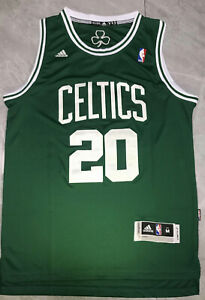 20# Ray Allen Boston Celtics 2007-08 Classics Men's Swingman Jersey Green
