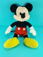 """Disney Outreach Plush Mickey Mouse Stuffed Animal Rare 10"""" Not Sold In Stores"""