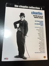 Charlie: The Life and Art of Charles Chaplin DVD 2003 The Chaplin Collection