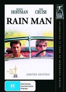 Rain Man (DVD, 2010) Different Cover