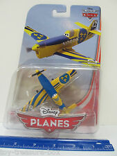 Disney PLANES - Scandinavian Racer - GUNNAR VIKING Die-Cast Plane - Ages 3+