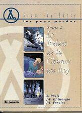 Bande dessinée Signe de Piste - Le Relais de la Chance au Roy - 1990 Ed Lombard