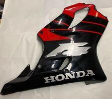 1999-2000 Honda Cbr600f4 Cbr600 F4 Right Lower Mid Upper Side Fairing Cowl OEM