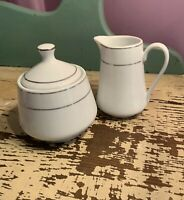 Creamer And Sugar Bowl - Royal Collection Designed In Italy