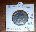 BUONO DA 1 LIRA DEL 1922 N.2051