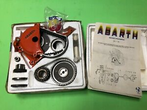 Abarth Autobianchi A112 Fiat 127 70HP Timing Chain Distribuzione Kit Genuine NOS