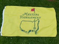 More details for masters augusta national major large golf flag 146cm