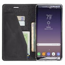 KRUSELL SUNNE 4 CARD FOLIO WALLET CASE STAND FOR SAMSUNG GALAXY NOTE 8 - 61124