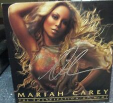 "Mariah Carey signed The Emancipation of Mimi 12"" LP"