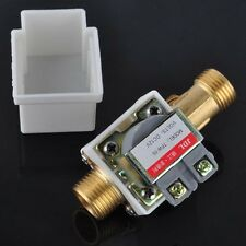N/C 12V DC 4.8W Magnetic Valve Electric Solenoid Valve for Water Air