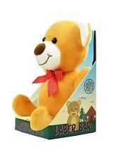 Labertier Laber Bär Chatter Sprechender Bear Plüsch plappert nach Neu OVP