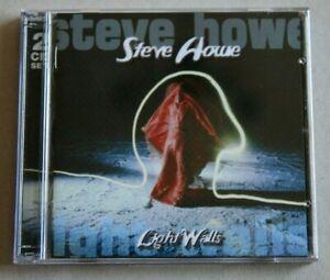 STEVE HOWE - LIGHT WALLS (2003) 24 TRACK 2 CD ALBUM (BRAND NEW & UNPLAYED)