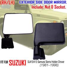 Suzuki Samurai SJ410 SJ413 Santana Exterior Side Door Mirror