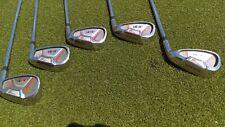 Wilson X-31 Low CG 431 SS 5-9 True temper RH Golf Clubs Set
