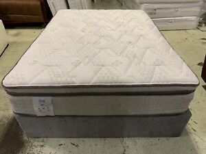 Bensons for beds Sealy monte carlo 5ft king size Mattress BOX TOP RRP £1899