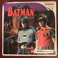View Master Reels - B492 - Batman