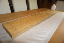 Wandboard Eiche Wild 120 cm Regal Regalbrett Board Steckboard Massivholz