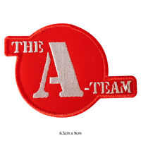 A Team Super Hero Movie Embroidered Patch Iron on Sew On Badge For Clothe etc