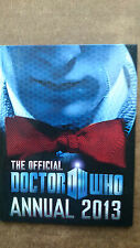 Doctor Who The Official Annual 2013 Matt Smith