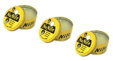 3x Murray's Nu Nile - Nunile  Super Hair Slick Dressing Pomade 85g (insg.255G)