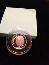 2006 REAGAN DIME 1/10 TH OZ. .999 PURE SILVER COIN (B001)