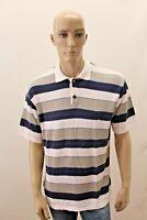Polo TRUSSARDI Uomo Maglia Maglietta T-shirt Man Taglia Size 6