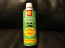 Shell Sil Glyde Lubricant Can 16 OZ - Original - SHELL OIL COMPANY