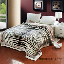 Summer Winter Warm Silk Slip Chinese Style Blanket Twin Full Queen King Size