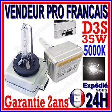 AMPOULE D3S AU XENON 35W KIT HID 12V LAMPE RECHANGE D ORIGINE FEU PHARE 5000K