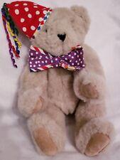 VINTAGE Vermont Teddy Bear