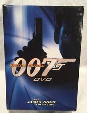 The James Bond Collection, Vol. 1 - 007 Special Edition, Seven Disc Boxed Set