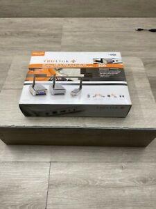 TRULink Wireless USB to VGA and Audio KIT, 30' wireless range C2G 29596