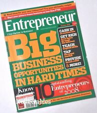 (TSL) ENTREPRENEUR Philippines, BIG BUSINESS OPPORTUNITIES IN HARD TIMES, 12/08