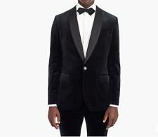 J Crew Ludlow satin shawl-collar velvet blazer Size 34S