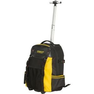 Stanley 1-79-215 FatMax Wheeled Backpack Rucksack Tool Bag On Wheels STA179215