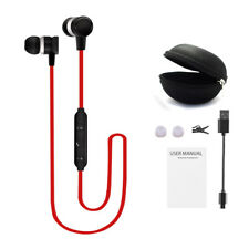 Bluetooth 4.1 Wireless Stereo Earphone Earbuds Sport Headset Headphone w/ Mic