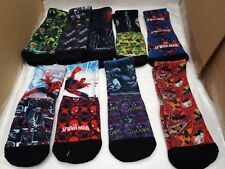 blue Size UK 6 up to 5 Boys Marvel Avengers Age of Ultron 3 pack cotton Socks