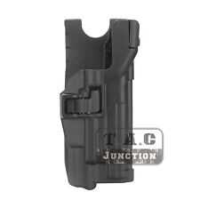 Tactical Level 3 Serpa Light Bearing Right Duty Holster for SIG SAUER P220 P226