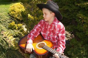 Western Shirt Kids - Quality Country Shirt