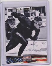 (50) 2012 PANINI AMERICANA SET DAN JANSEN CARD #78 LOT ~ OLYMPIC SKATING GOLD